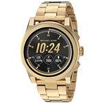 Michael Kors Mens Goldtone Grayson Smartwatch