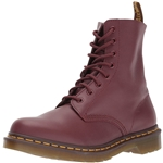 Dr.+Martens Dr. Martens Womens Pascal Leather Combat Boot