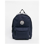 Asos Napapijri Happy Day backpack in blue