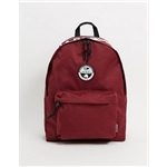 Asos Napapijri Happy Day backpack in burgundy