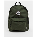 Asos Napapijri Happy Day backpack in green