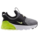 Nike Air Max 270 Extreme - Boys Toddler / Smoke Grey/Barely Volt/Black