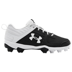 Under Armour Leadoff Low RM Jr - Boys Grade School / Black/White