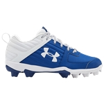 Under Armour Leadoff Low RM Jr - Boys Grade School / Royal/White