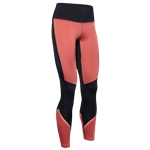 Under Armour ColdGear Armour Colorblock Tights - Womens / Fractal Pink