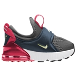 Nike Air Max 270 Extreme - Boys Toddler / Iron Grey/Life Lime/Deep Ocean