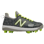 New Balance JFLPv1 Youth - Boys Grade School / Grey/Hi-Liter