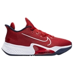 Nike AIR ZOOM BB NXT - Mens / Sport Red/White/Obsidian