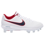 Nike Lunar Hyperdiamond 3 Varsity MCS - Womens / White/Gym Red | USA Pack
