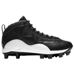 Jordan Retro 10 MCS - Mens / Black/White/White