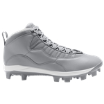 Jordan Retro 10 MCS - Mens / Wolf Grey/White