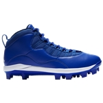 Jordan Retro 10 MCS - Mens / Game Royal/White