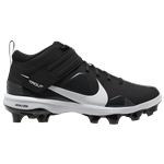 Nike Force Trout 7 Pro MCS - Mens / Black/White/Lt Smoke Grey