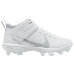 Nike Force Trout 7 Pro MCS - Mens / White/Lt Smoke Grey/White