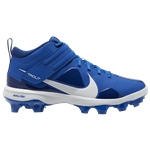 Nike Force Trout 7 Pro MCS - Mens / Game Royal/White/Deep Royal Blue