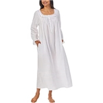Eileen West 50 Square Neck Nightgown
