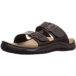 MBT Mens Nakuru Recovery Sandal with Arch Support