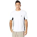 Nautica Sustainably Crafted Navtech Color-Block T-Shirt