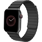 ALTOUMAN Silicone Magnetic Watch Bands Compatible with Apple Watch 38mm 40mm 41mm 42mm 44mm 45mm, Adjustable Loop Strap with Strong Magnetic Closure Compatible with iWatch Series 7