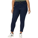 Madewell Plus Size Roadtripper Jegging Jeans in Rinse Wash