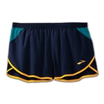Brooks 3 Hightail Split Shorts