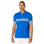 Lacoste Short Sleeve ND Double Chest Stripe Polo