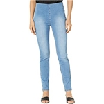 Rock and Roll Cowgirl High-Rise Skinny in Light Wash WPS9755