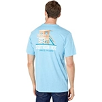 Southern Tide Always On Guard Heather T-Shirt