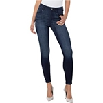 Liverpool Gia Glider Pull-On Skinny Jeans in Robinson
