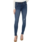 Liverpool Gia Glider Pull-On Skinny Jeans in Westler