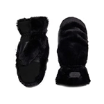 UGG Faux Fur Mitten with Conductive Palm