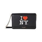 Kate Spade New York NYC Flap Chain Wallet