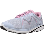 MBT Womens Speed 2 Running Shoe with Arch Support and Low Rocker Bottom