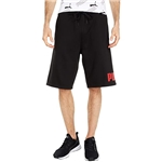 PUMA Big Fleece Logo Shorts 10