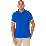 Tommy Hilfiger Short Sleeve Polo Shirt in Custom Fit