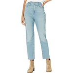 Madewell Curvy Perfect Vintage Jeans (Light) in Ellicott Wash