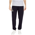 Lacoste Solid Joggers with Logo Graphic