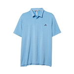 Adidas Golf Ultimate365 Space Dye Stripe Polo