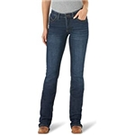 Wrangler Willow Mid Rise Boot Cut Ultimate Riding Jean