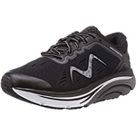 MBT Mens Gtc-2000 Lace Up M Black Mars Track and Field Shoe