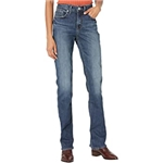 Silver Jeans Co. Avery High-Rise Slim Boot Jeans L94627EGX431