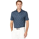 Southern Tide Driver Southern Sling Print Performance Polo