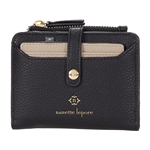 Nanette Lepore Grainy Bifold Wallet with Removable Card Case