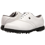 FootJoy Originals Cleated Plain Toe Twin Saddle