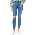 Paige Hoxton Ankle in On the Rocks Destructed wu002F Lit Hem