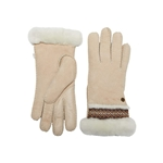 UGG Tasman Water Resistant Sheepskin Gloves with Conductive Palm