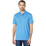 Southern Tide First Mate Heather Bedons Stripe Performance Polo