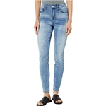 Blank NYC Sustainable The Bond Mid-Rise Skinny in Love To See It