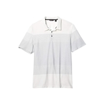 Adidas Golf Adicross Stripe Pique Polo