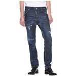 DSQUARED2 Perfecto Wash Cool Guy Jeans in Blue